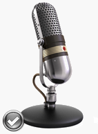 77-DX Microphone
