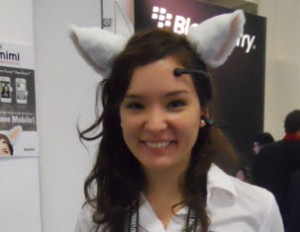 Ears up at GDC 2012