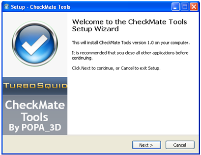 CheckMate Tools Contest - We Have a Winner! - TurboSquid Blog