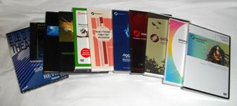 SIGGRAPH DVDs