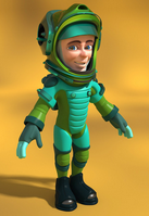 Cartoon_Astronaut