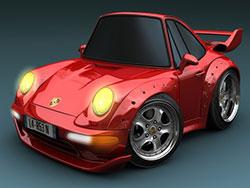 Porsche by Larsen_1974