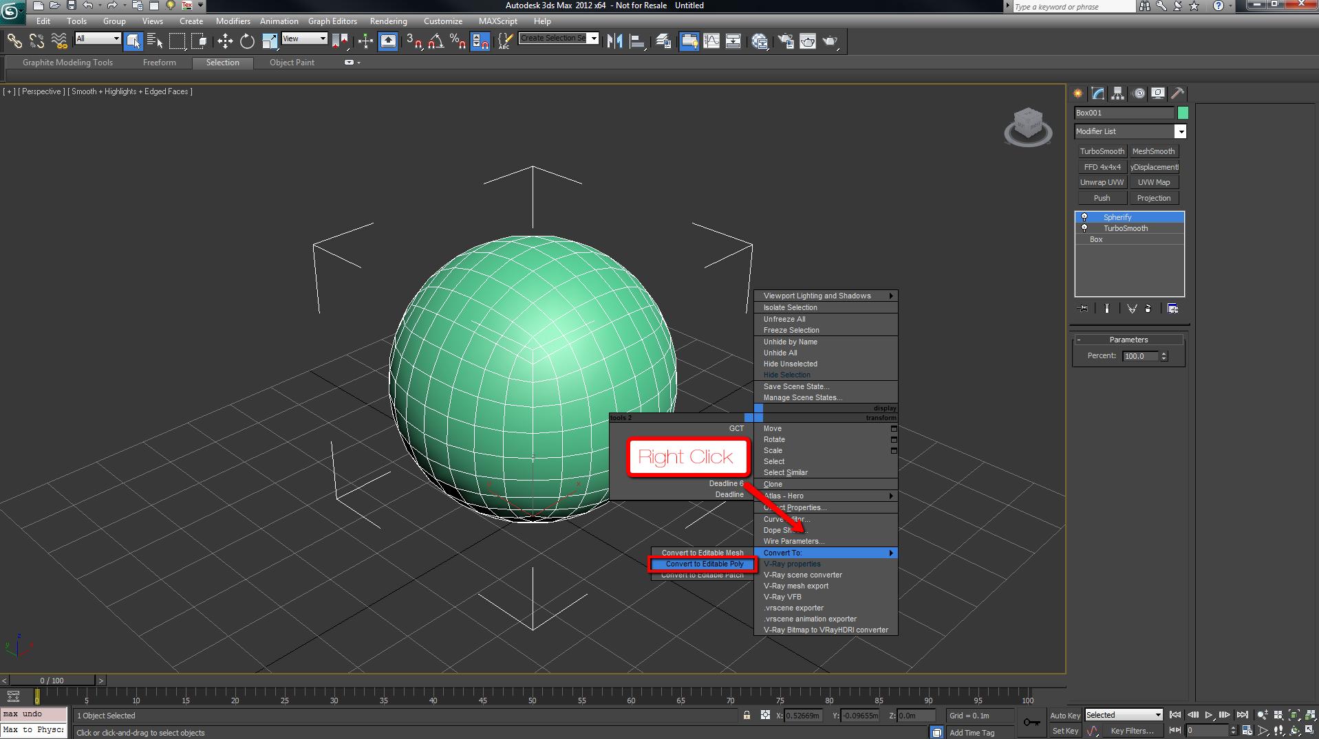 Making a Quad Sphere: 3ds Max, Maya, & Cinema 4D - TurboSquid Blog