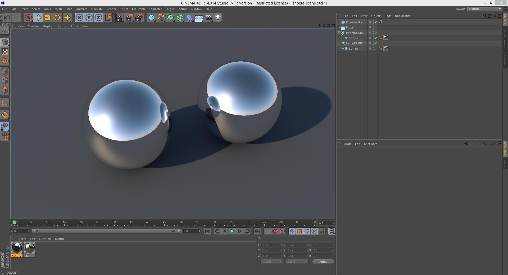 Making A Quad Sphere 3ds Max Maya Amp Cinema 4d