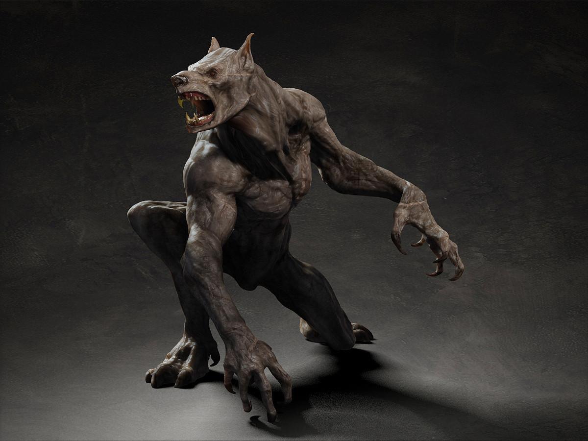 3d werewolf pics nude scenes