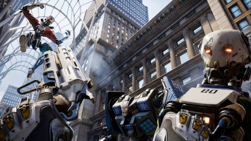 Robo Recall by Epic Games