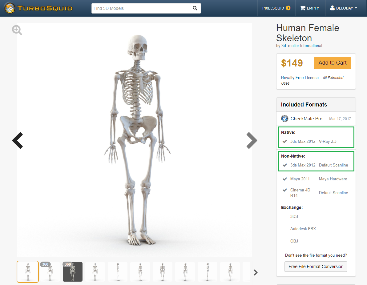 Selling 3d Models Online 11 Helpful Dos And Donts Turbosquid Blog