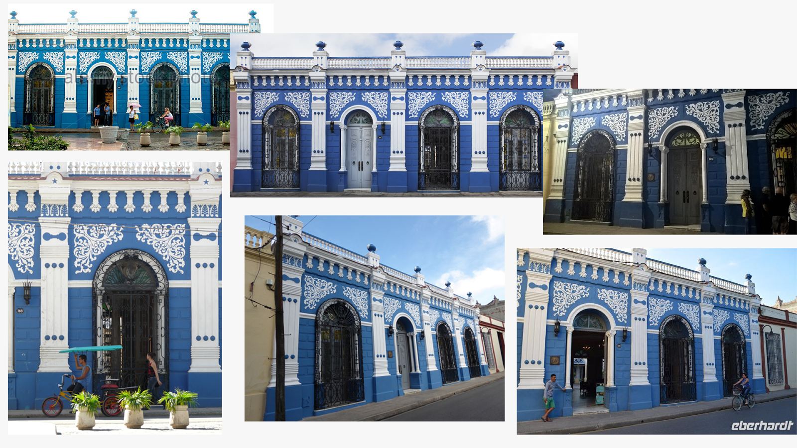 Cuban House of Diversity Reference Images