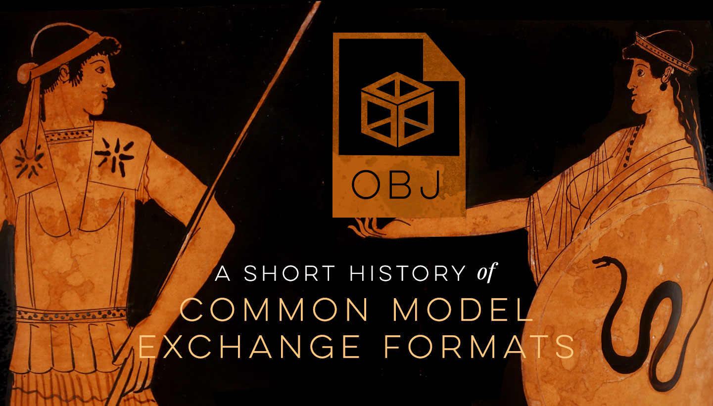 The Search for the Next Model Exchange Format - TurboSquid Blog