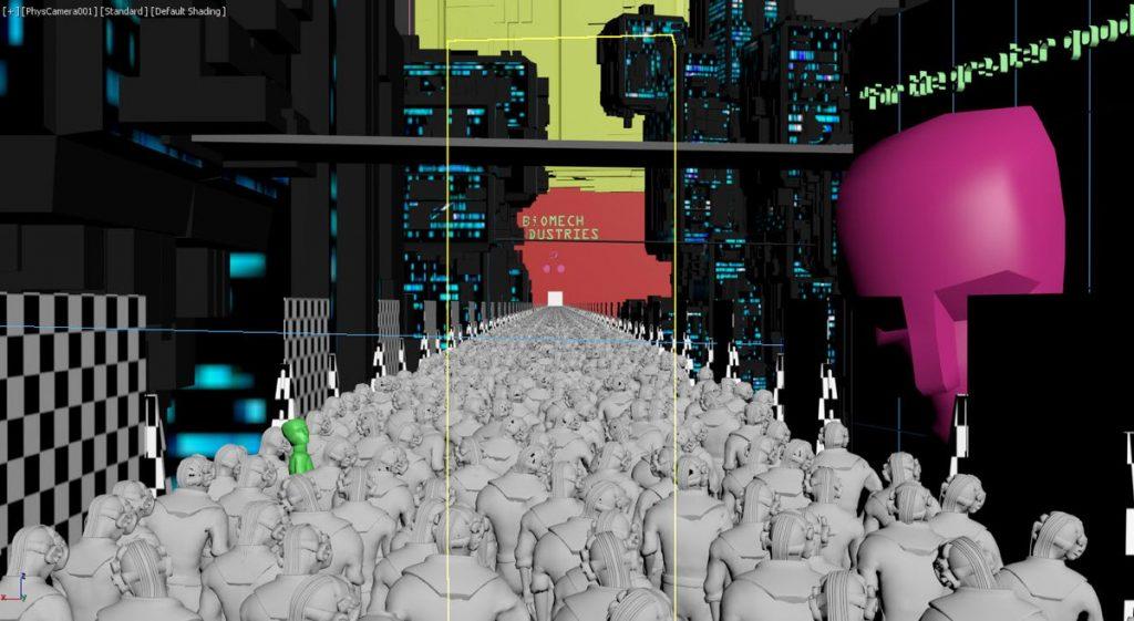 Gregory Stoffel WIP Dystopia/Utopia