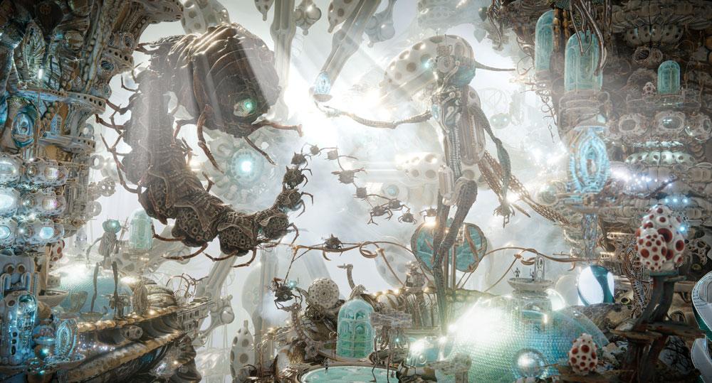Glen Johnson Dystopia/Utopia Entry