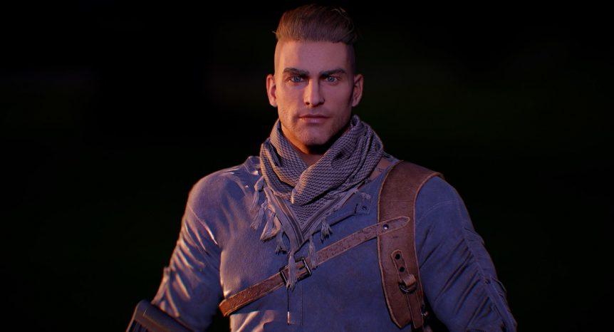 michael weisheim woolfy's Hero Soldier model