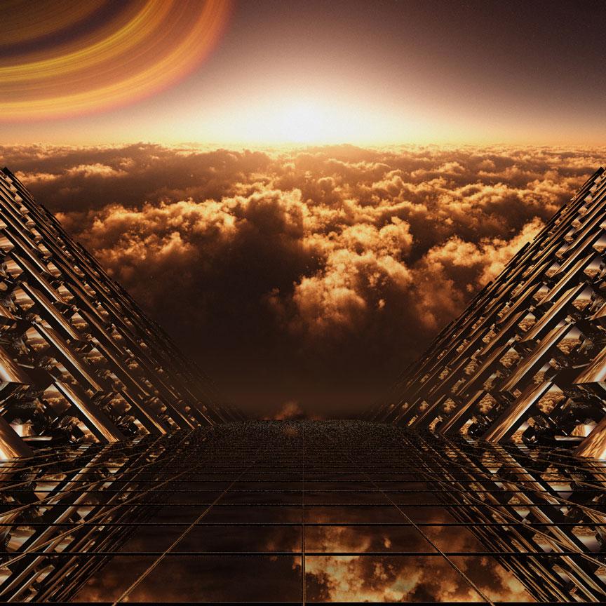 Sky Observatory 3D Model by 3denvironmentmodels